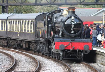 Dartmouth Steam Railway - Lydham Manor