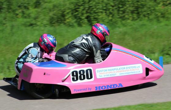 Honda SKR - Kevin & Sara dewell
