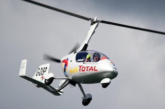 RotoSport Calidus Autogyro - Peter Troy-Davies