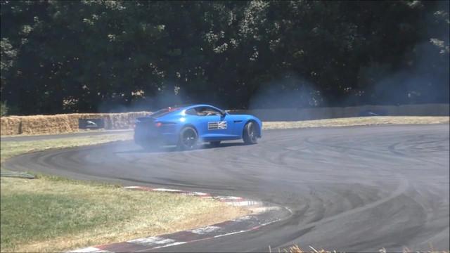 Goodwood Festival of Speed 2018 - Jaguar Experience