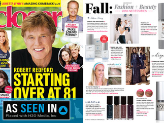 HOOPLA mini-polish in Closer Magazine