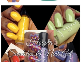 The Hoopla About HOOPLA Polishes