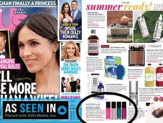 See HOOPLA® in US Weekly!