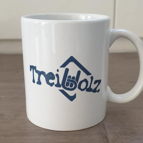 Treibholz Kaffeepott