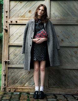 ELLE GIRL JAPAN / SAINT LAURENT