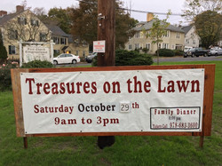 Treasures on the Lawn 10.2.17