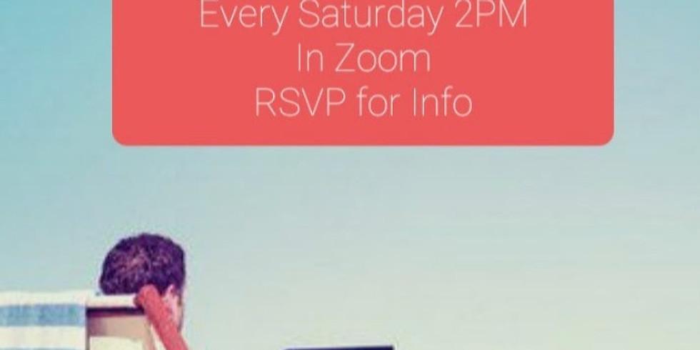 Las Vegas Meditation -Free Online Meditation- Every Saturday 2PM.