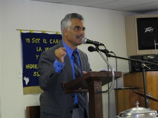 Pastor Salvador