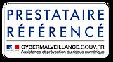 Prestataire référencé chez Cybermalveillance