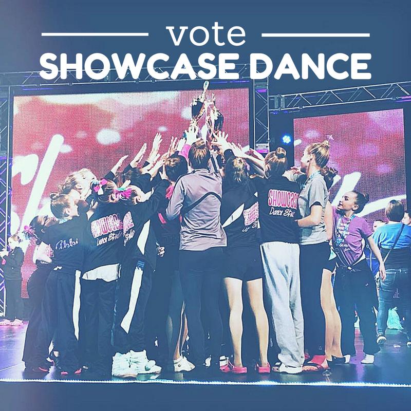 Showcase Dance Studio, Best Dance Studio & Best Gymnastics