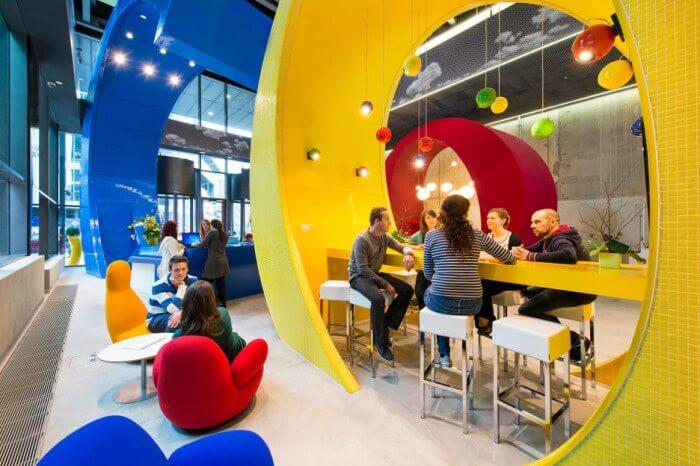 Văn hóa công ty của Google | EveHr.vn