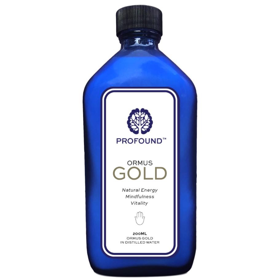 Monatomic Gold Elixirs   Profound