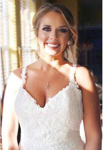 IDBM Bridal Makeup for beautiful bride Kat