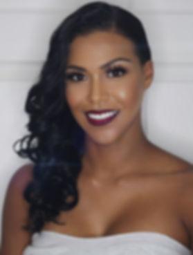 IDBM Bridal Makeup for beautiful bride Ashlande