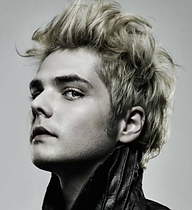 Gerard Way on Thomas Negovan's Aurora