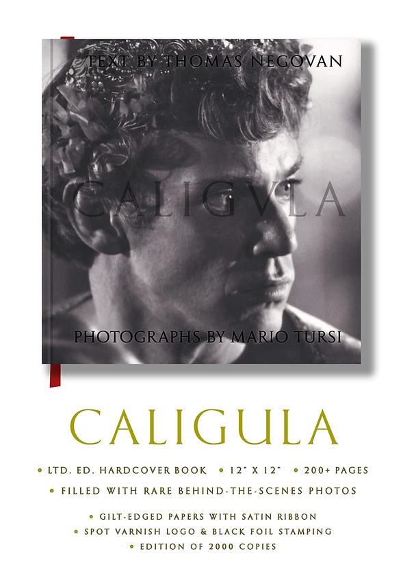 Caligula / Mario Tursi Kickstarter