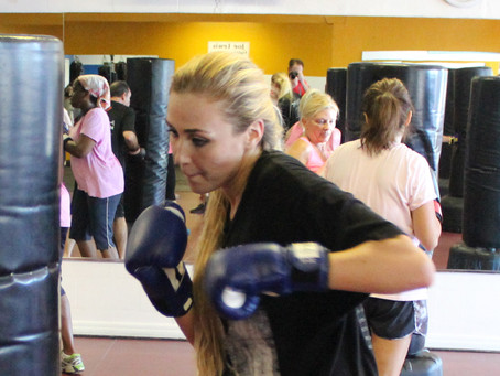 Five Things to Look for in a Fitness Kickboxing Program