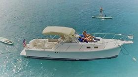 St Thomas Boat Charter - Mainship 30 Pilot Phoenix