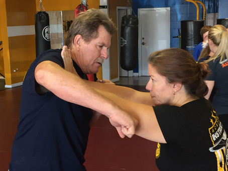 """The three """"must ask"""" questions you should ask your self-defense Instructor"""