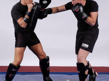 Jim Graden's Martial Arts – Joe Lewis Fighting Sequence the 38