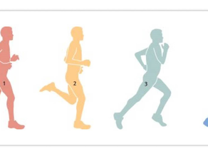 Increase your running efficiency by working your butt