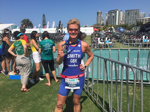 2nd World Champs race report