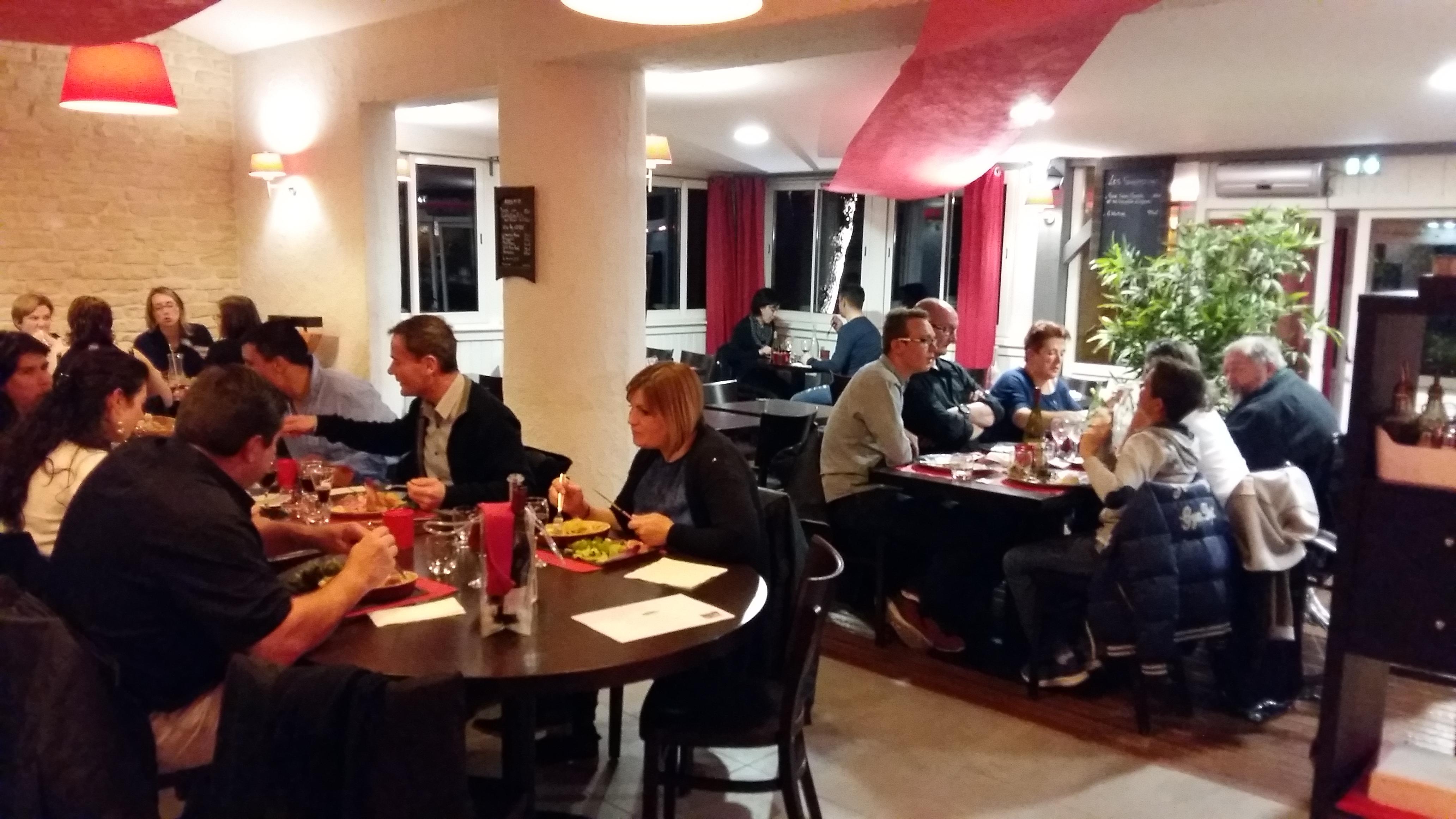 Restaurant La Grange (Vendée)