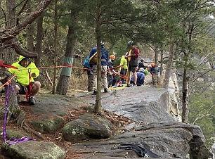 Climbing I - 2020 Nov 15 - Rocky Face Cl