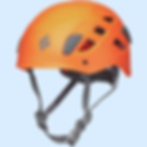 BD_Half_Dome_orange (blue bkgrd).png