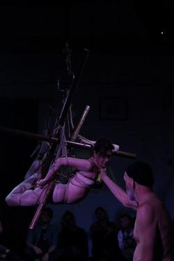 "Performance ""Swamp"" for Alchemie"
