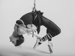 """Photoshoot """"Ballet and Ropes"""""""