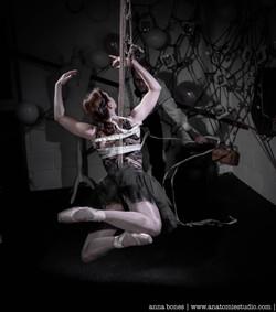 """Rope performance """"Dr Coppelius 1"""""""