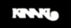 Kinaki Logo [White]