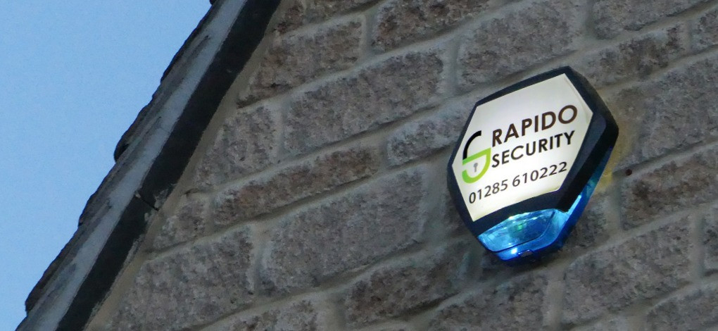 rapido security cirencester intruder ala