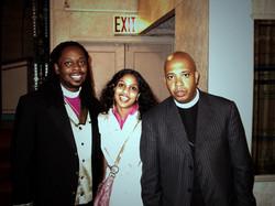 Rev Run and Bishop Jordan