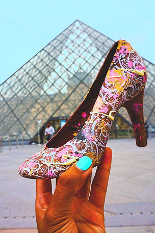 Cocoa To Thrill Chocolate Shoe