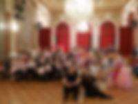 Андрей Камышный, Карина Шпаковская. Танцевальная студия в Вене. Школа танцев в Вене. Школа бальных танцев. Уроки танцев в Вене. Focus Dance.  Ученики студии, взрослые группы. детские группы, Lady Dance.