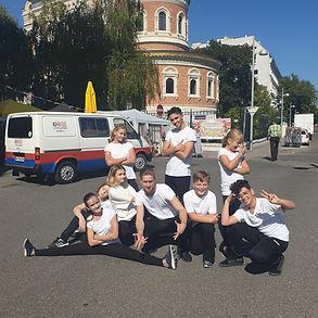 Детские группы, Танцевальная студия в Вене, Focus Dance Club, Tanzstudio Wien, Dance studio Vienna, Andrii Kamyshnyi, Андрей Камышный