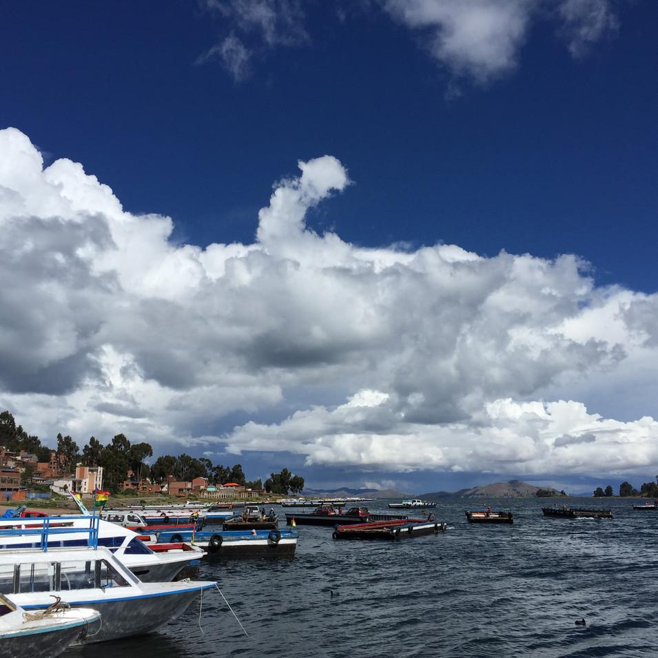 티티카카 호수