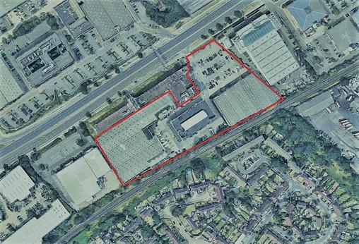Industrial Park Disposal, West London