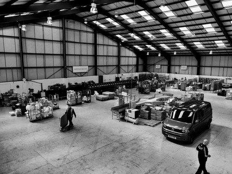 Warehouse Unit Disposal, Kent