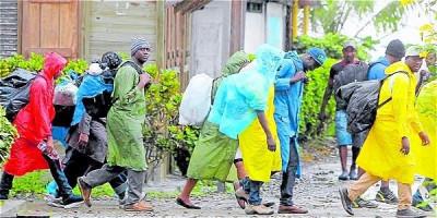 Tráfico de Migrantes: Cauca corredor para el crimen trasnacional.