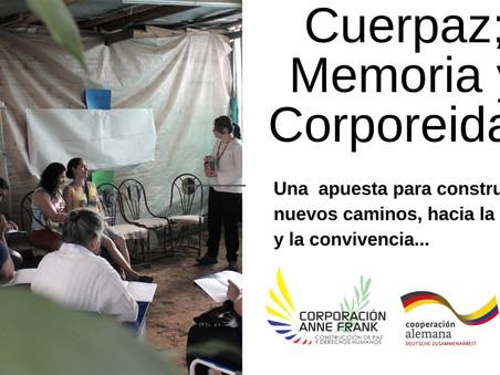 """Proyecto CUERPAZ; Memoria y Corporeidad"""""""