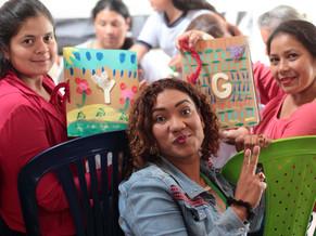 """""""Desde siempre he sido una comisionada para construir la paz"""" Claudia Quintero"""