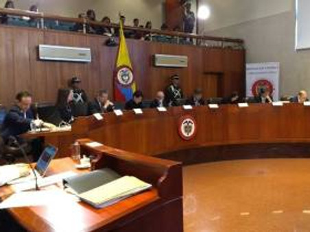Claudia Quintero defiende a las mujeres en situación de prostitución frente a la Audiencia pública r