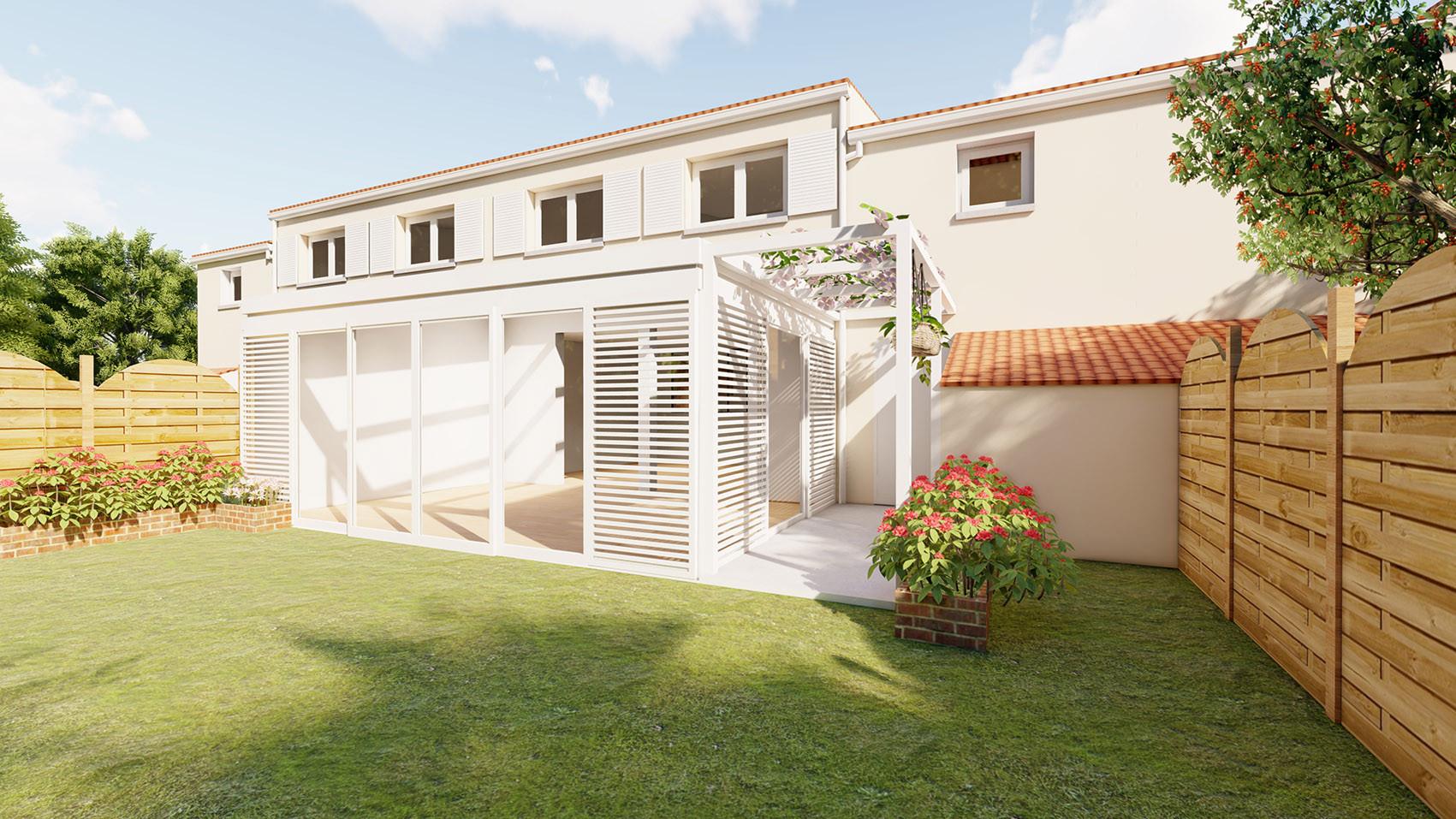 extension veranda architecte un archi da