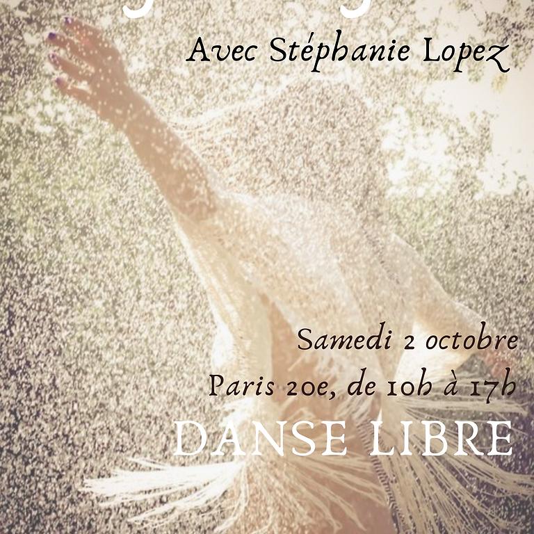"""Journée Danse Libre  """"Le JE en Joie"""""""