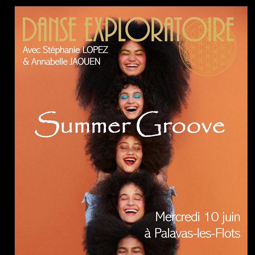 Danse exploratoire : Summer groove
