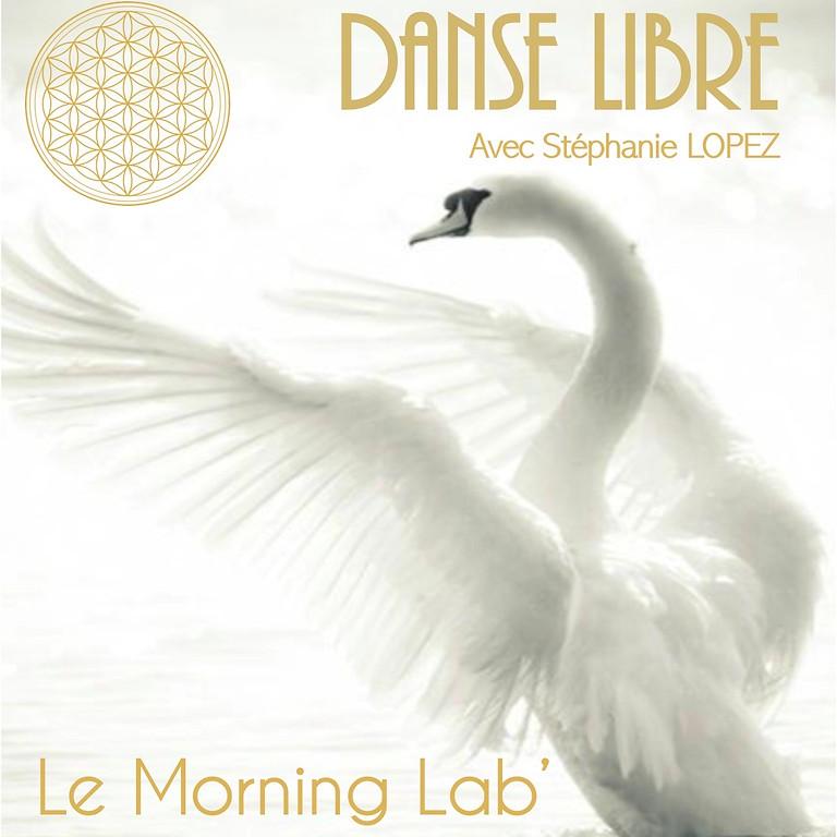 Le Morning Lab' de la rentrée : Atelier de danse libre