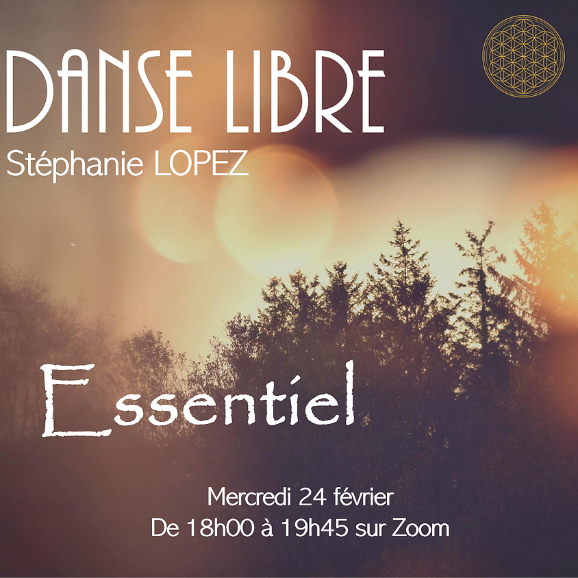 Danse Libre en ligne #18 : Essentiel